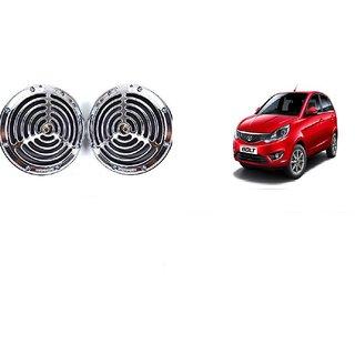 Roots Megasonic 125DB 12V/24V Car Horns Set Of 2 For Mahindra Kuv 100