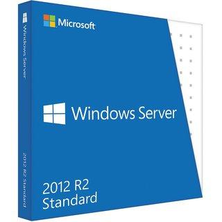 Windows Server 2012 R2 Standard 32/64bit Genuine License Key