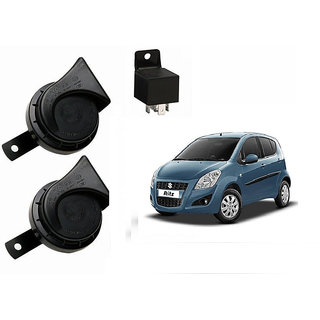 Roots Original Windtone  Horn (12V) for Maruti Ritz type 1 type 1+  Horn Relay