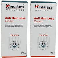 Himalaya Herbals Anti Hair Loss Cream 100ml Pack of 2