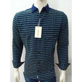 9fda8deda8 Buy Branded Surplus Gents Shirt Stripe Export surplus Shirts- SHRT10 Online  - Get 55% Off