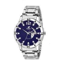 Espoir Analogue Blue Dial Men's Watch- Professional0507