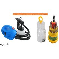 Buy Skyclean Spray Gun Ultimate Portable Home Painting