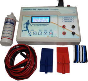 nterferential Therapy Unit(Dyno Wave IFT + MS + TENS 125pre program)