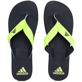 8ee849486 Buy Adidas Men Neon Green And Black Eezay Max Out Flip-Flops Online ...