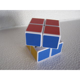 UNIQUE- CUBE MAGIC SQUARE 2 x 2 ACTIVITY PUZZLE EXCELLENT QUALITY - VERY SMOOTH