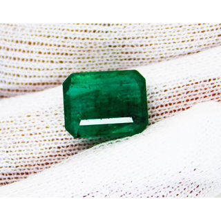 6.25 Carats Natural Emerald (Panna) UnHeated  UnTreated by AstroGem.co.in