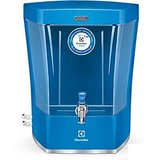 electrolux vogue ro system water purifier blue