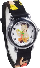 kids Analog watch (kids Gift) Pack of 1, Black