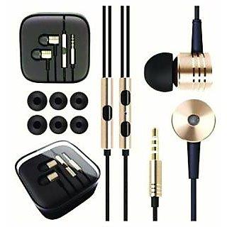 Piston Design Handsfree Headphone Earphone
