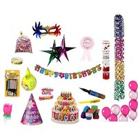Happy Birthday Party Combo For Making Birthday Party Sp