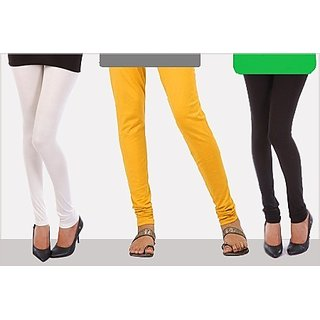 Ssuviddhy Eco Legging Combo Pack Of Three Xl
