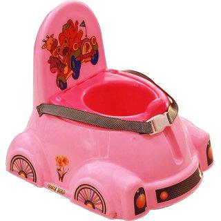 ABASR PANDA CREATION MOTO POTTY SEAT (PINK)