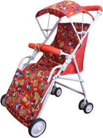 Abasr Mee Luv Lap Baby Kids Pram And Strollr Red