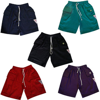 GMR Boys/kids shorts - (3 - 4 years ) pack of 5