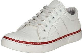 Benzer Shoes White-Casual