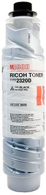 Ricoh 2320D Black Toner Bottle