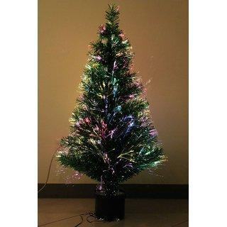 UNIQUE- 5 FEET LIGHT CHRISTMAS TREE - PREMIUM QUALITY - BASE STAND- FREE DECORATION