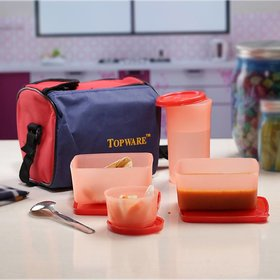 Topware  4 Containers Lunch Box  (1000 ml)