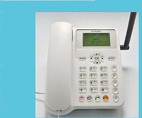 GSM Landline VISIONTEK  Supports any Gsm sim card Landline Phone