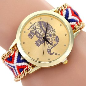 JASMIN SALES ANALOG ELEPHANT WATCH FOR WoMAN AND GIRLS