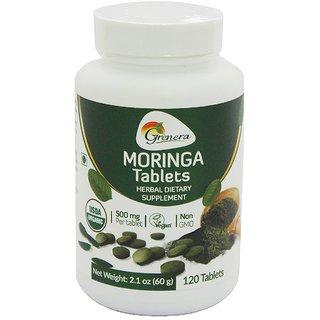 Moringa Tablet Bottle