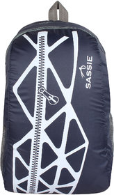 Sassie Blue Smart School Bag (21 Litres) (SSN-1035)