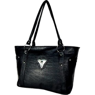 ALL DAY 365 Shoulder Bag  (BLACK)