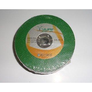 YURI  SS Cutting Wheel 105x1x16  Cut-Off Wheel  Pack of 100nos