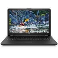 HP 15-bw098au 2017 15.6-inch Laptop (AMD E2-9000e/1GB/1TB/FreeDOS 2.0/Integrated Graphics), Jet Black