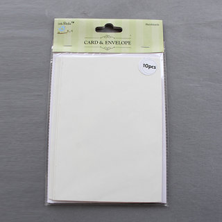 Cards & Envelopes - Ivory Paper