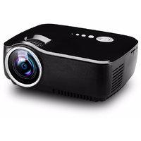 Vivibright LED 1080p Projector For Home Cinema Mini Por