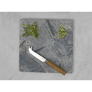 Silver Slate Square Platter