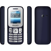 Mido M12(Dual Sim,1.8 Inch TFT Display,1000 MAh Battery