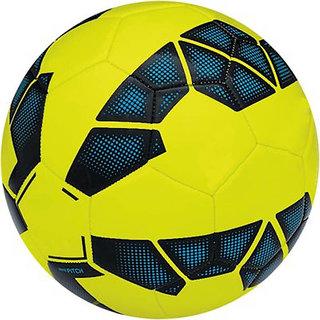 Premier League Yellow/Blue Football (Size-5)