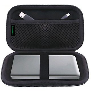 Portable 2.5 Inch External Plastic Cover for Hard Disk Drive