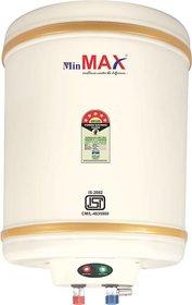 MinMax Eco-EG 25 Liter 5 Star 2kwa Storage Geyser