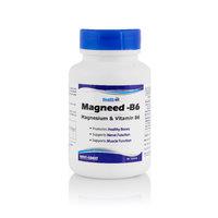 Healthvit Magnesium & Vitamin B6 60 Tablets