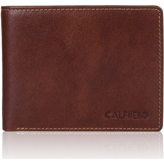 7a97441a80ac5 Buy CALFNERO Men s Genuine Leather Wallet Online - Get 30% Off