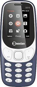 Snexian 3310 Khalifa (Dual Sim, 1.8 Inch Display, 1000 Mah Battery)