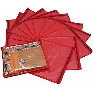 saree cover  set of12 pec
