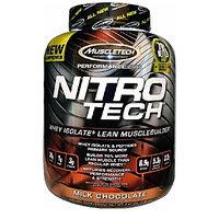 Muscletech Nitro Tech 3.97lbs, Milk Chocolate