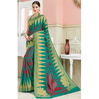 ASHIKA VIVANA 2 DESIGNER SAREE-Multicolor-SBW5231-MM-Raw Silk
