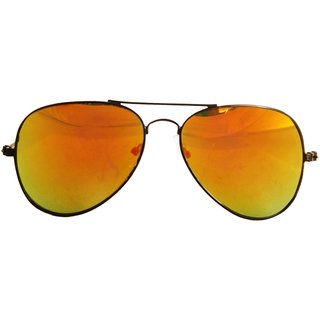 352f0fe77d9 Buy Derry Red UV Protection Aviator Men Sunglasses Online - Get 80% Off