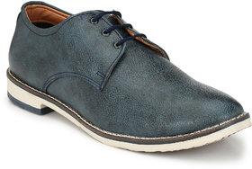 HNT Blue Partywear/Casual Shoe For Men
