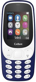 CallBar C63 Dual Sim/Bluetooth /Camera/Torch ( 6 months seller warranty)