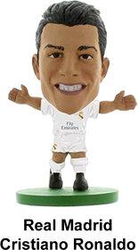 Real Madrid SoccerStarz Figure - Cristiano Ronaldo