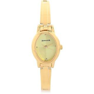 Sonata 8100YM02 Watch - For Women