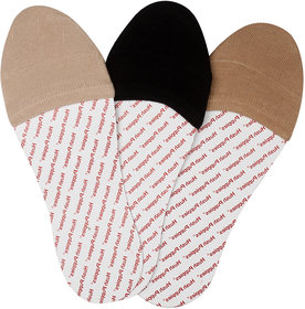 Hush Puppies Women's Fashion Thumb Ankle Socks Pack of 3 Pair