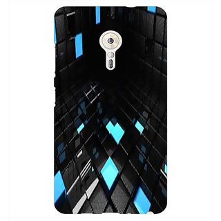 Printgasm Lenovo Zuk Z2 Pro  printed back hard cover/case,  Matte finish, premium 3D printed, designer case